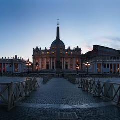 Vatican panorama