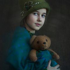 З ведмедиком