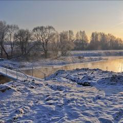 Мороз и солнце...