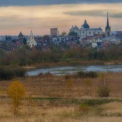 Про осень в древнем Луческе...