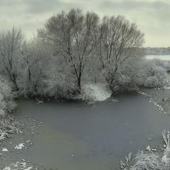 Про болотце у реки...