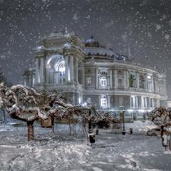 Вспомнить снег. 29 декабря 21012 года