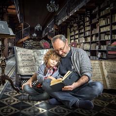 То далёкое время, когда детям читали книжки...
