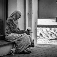 Доведенные до нищеты