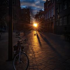 Вечер города Велосипедов.