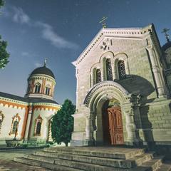 Кицканский монастырь. Приднестровье.