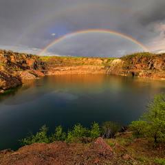 Веселка Радонового озера