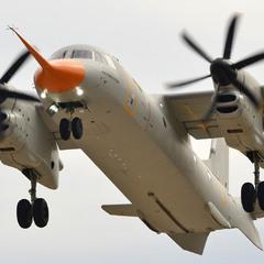 Перший політ Ан-132D