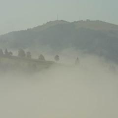 Коли туман спускається на землю...
