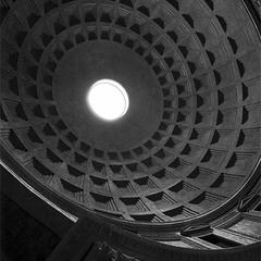 під куполом Пантеону