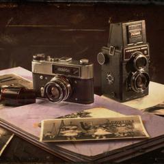 Старі фотографії...