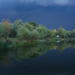 Перед дощем