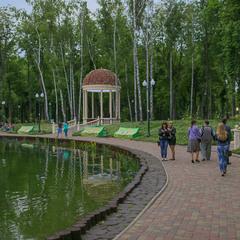 Парк имени М.Горького в Харькове