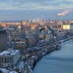 Київ на порозі 2013 -го