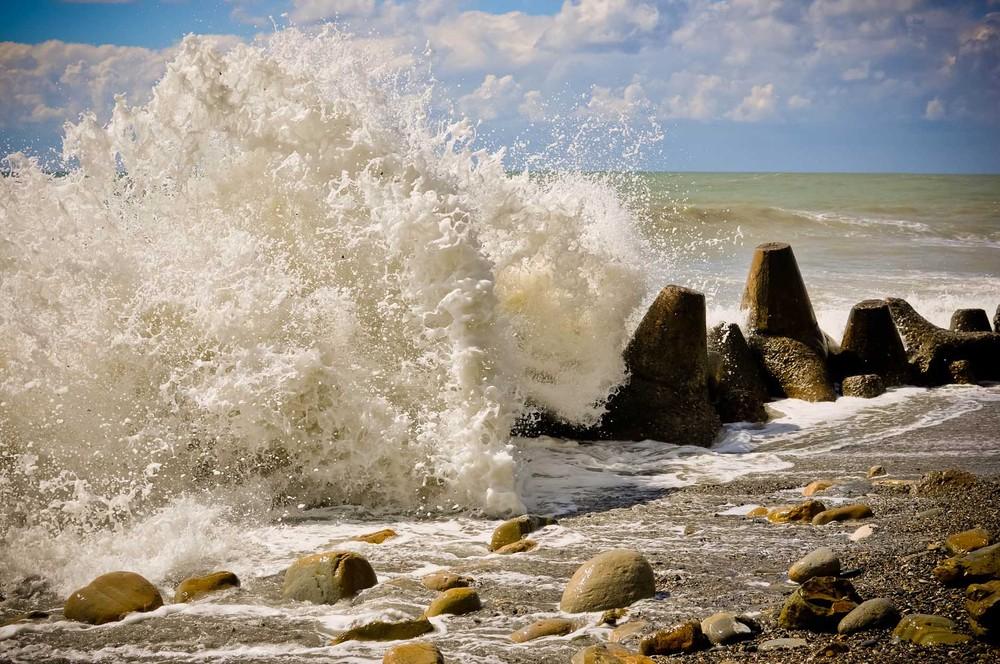 картинка волнующегося моря предлагает
