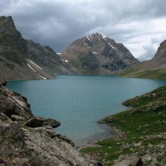 Озеро Алакель