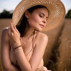 Пшеничный этюд