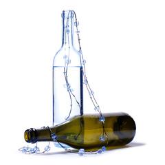Две бутылки