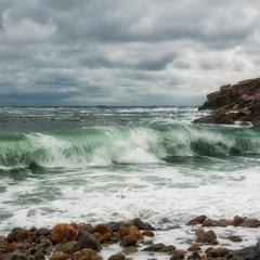 Море як море, але завжди різне.