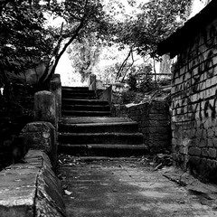 Старые улочки
