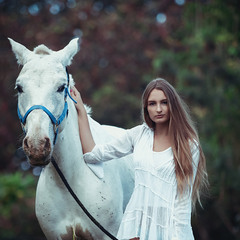 Liola and the Horse