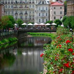 Чехия. Карловы Вары