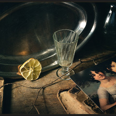 Про лимон в интерьере..