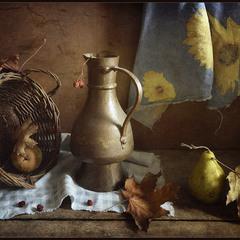 Осенний натюрморт..