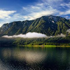 Ein Morgen im Tirol 3