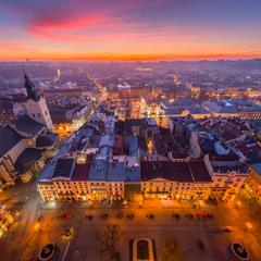 теплий осінній Львів