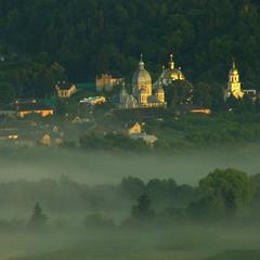 Літня панорамка м. Чортків