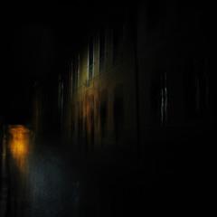 золото мокрых улиц
