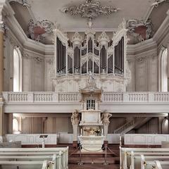 Ludwigskirche - Evangelische г. Саарбрюкен ФРГ.