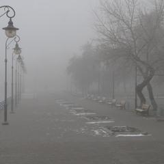 Туманная симметрия.