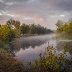 Один осінній  ранок