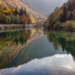 Осенние зеркала.