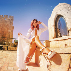 """Из серии: """"Солнечный день в Иерусалиме"""""""