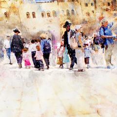 Израиль / Иерусалим. Старый город