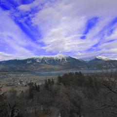 Альпы Словении