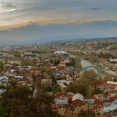 Теплый Тбилиси