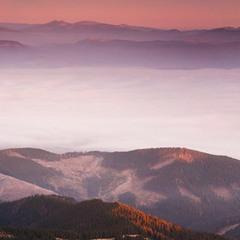 Ранок на Чорногорі