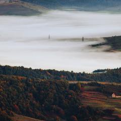 Осінніми туманами...