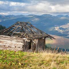 Без даху, зате на висоті :)