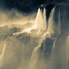 Водопады Игуасу, природное чудо света