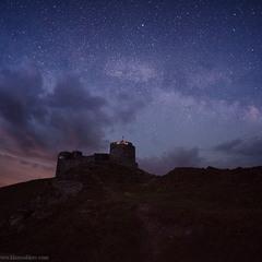 Замок под звездами