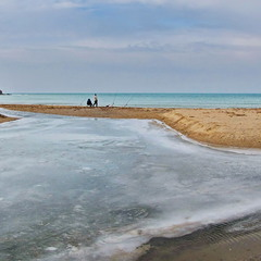 Зимняя рыбалка:)