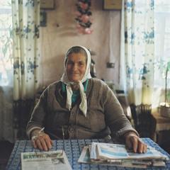 тётя Оля