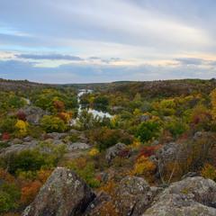 Теплі барви осені 2