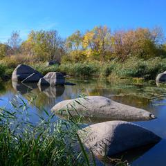 Камені та відображення 2