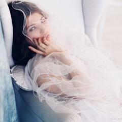 Bride by Anna Shaulskaya